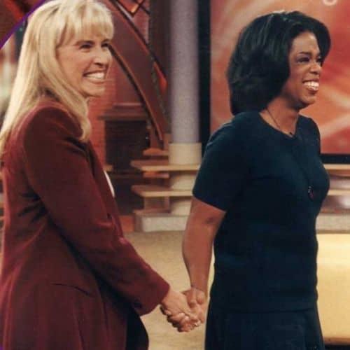 Dr. Cherie Carter-Scott on Oprah
